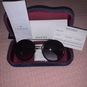 Gucci Aviator Sunglasses GG0061S